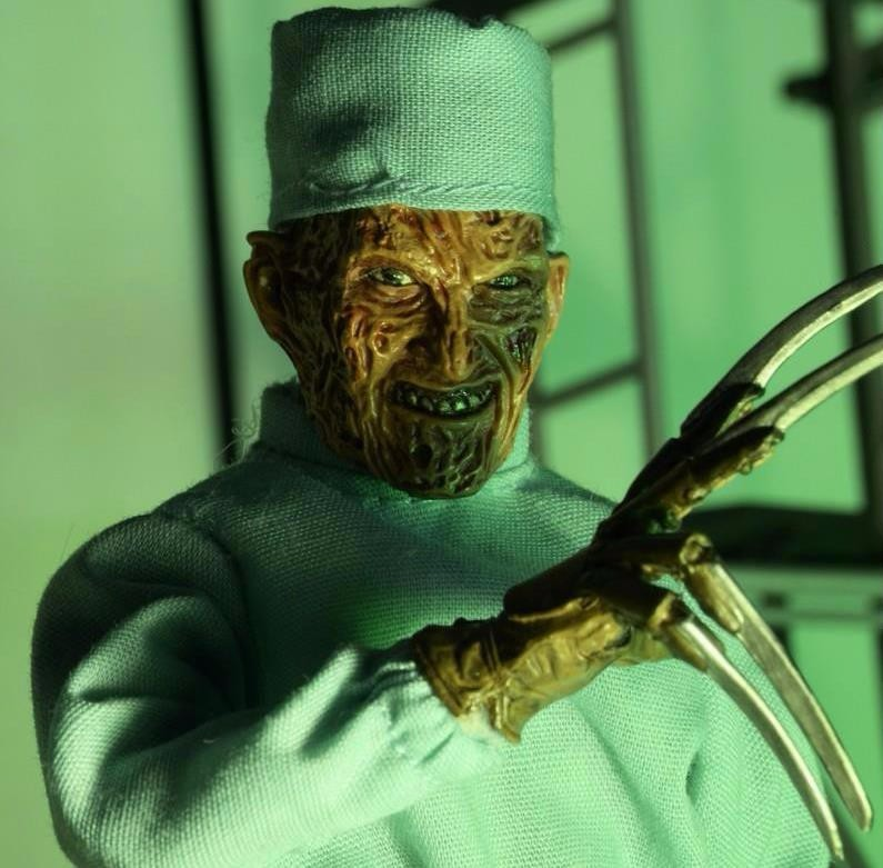 RETRO N.MARE ON ELM STREET 4 - SURGEON FREDDY