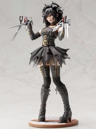 HORROR BISHOUJO - MISS EDWARD SCISSORHANDS