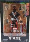 12 INCH MARVEL LEGENDS - DEADPOOL AGENT OF WEAPON X