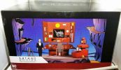 BATMAN ANIMATED - BATCAVE PLAYSET WITH ALFRED